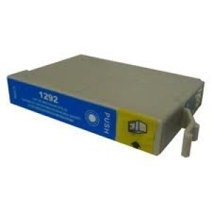 Cartus compatibil color EPSON T-1292 Albastru  ( Cartuse T1292 Cyan )