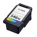 Cartus MARE color Canon CL546-XL compatibil CL-546XL imprimante Pixma MG2450 MG2455 MG2550 MG2950 MX495 IP2850 reincarcabil