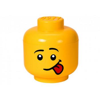 Cutie depozitare L cap minifigurina LEGO - Silly