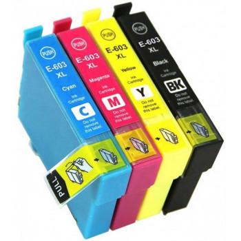 Pachet cartuse imprimanta pt EPSON 603XL multipack T03A94 Epson 603 XL ( BK, C, M, Y )