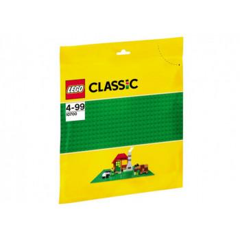 Placa de baza verde LEGO