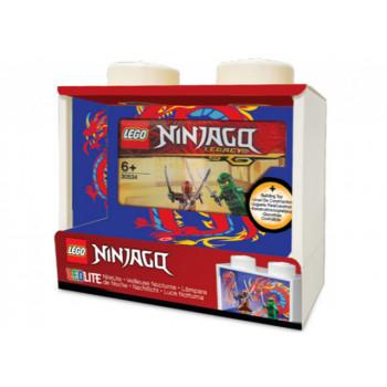 Vitrina Iluminata LEGO - dragon