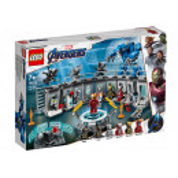 Iron Man - Sala Armurilor (76125)