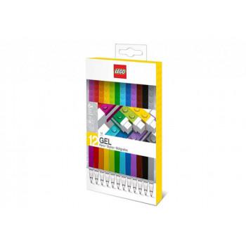 Set 12 pixuri cu gel LEGO (51639)