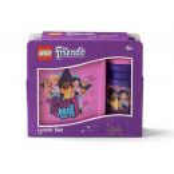 Set pentru pranz LEGO Friends - Girls Rock