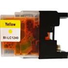 Cartus imprimanta pentru Brother LC1240 Yellow inkjet cerneala