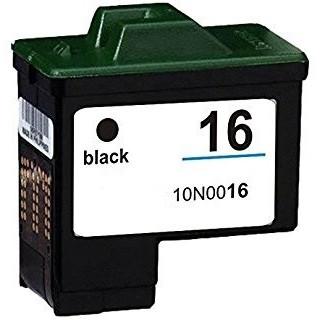 Cartus negru compatibil Lexmark 16 Lexmark-16 ( Cartusele Lexmark16 10N0016 - PROMOTIE ) imp Lexmark X1100 X1160 X1270 X1290 Z35 Z602 etc