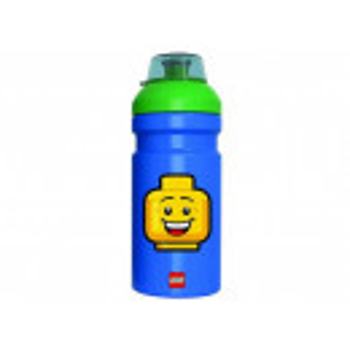 Sticla LEGO Iconic albastru-verde