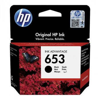 Cartus imprimanta negru HP653 ORIGINAL HP 653 3YM75AE
