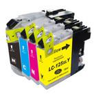 Cartus imprimanta pentru Brother LC125XL Yellow inkjet cerneala