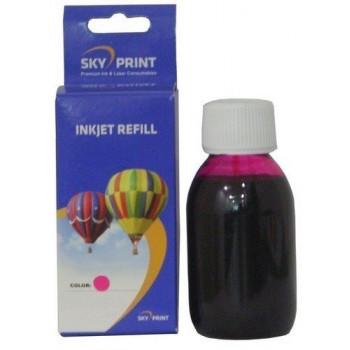 Cerneala rosie HP650 CZ102AE HP-650 Magenta - 100 ml