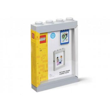 Rama Foto LEGO - Gri