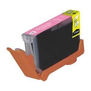 CARTUS compatibil CANON CLI-8-PM * CLI8 PHOTO MAGENTA  STANDARD rezerva foto rosu cu chip