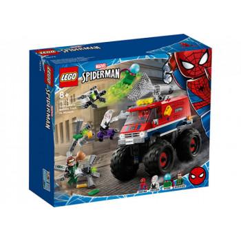 Monster Truck Spider-Man vs. Mysterio