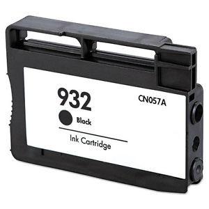 Cartus NEGRU HP932 HP 932 standard CN057A compatibil 540 pagini