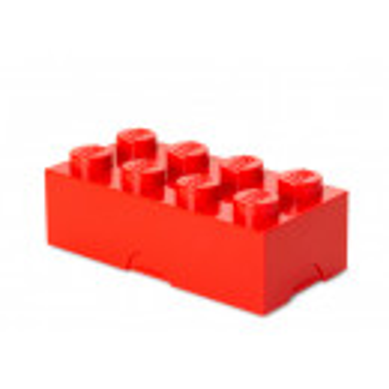 Cutie LEGO pentru sandwich rosu