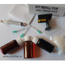 Kit refill reincarcare cartuse color HP-301 ( HP301 HP-301-XL CH562EE CH564EE )