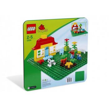 LEGO DUPLO Placa mare, verde pentru constructii