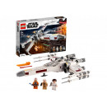 Nava X-Wing al lui Luke Skywalker