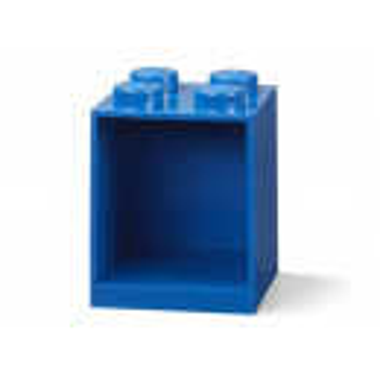 Raft Caramida LEGO 2x2 - Albastru