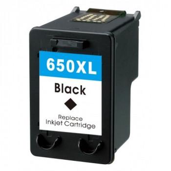 Cartus NEGRU HP650XL HP-650XL HP650-XL CZ101A compatibil HP 650 XL BLACK