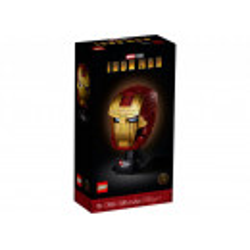 Casca Iron Man (76165)