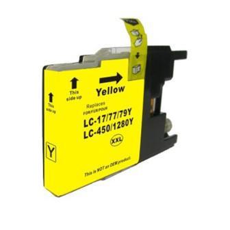 Cartus imprimanta pentru Brother LC1280XL Yellow inkjet cerneala