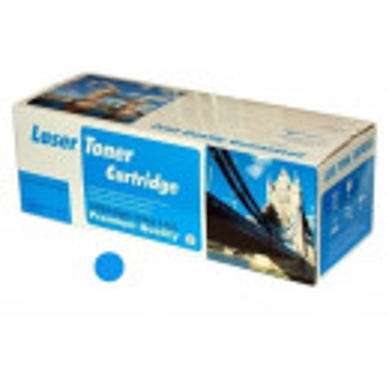Cartus laser compatibil Cyan HP CB401A CB-401A albastru 7500 pagini