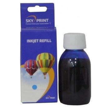 Cerneala albastra refill incarcare cartuse Canon CL-546 CL-546XL cyan CL546 - 100 ml