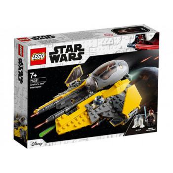 Interceptorul Jedi al lui Anakin (75281)