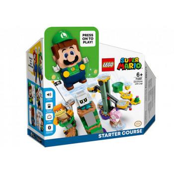Aventurile lui Luigi - set de baza 71387