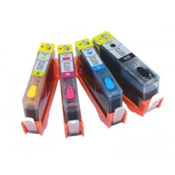 Cartuse reincarcabile pt HP920 HP-920 CD-975A-E CD-974A-E CD-973A-E CD-972A-E PLINE CU CERNEALA