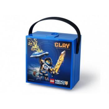 Cutie pentru sandwich LEGO Nexo Knights cu maner (40511734)