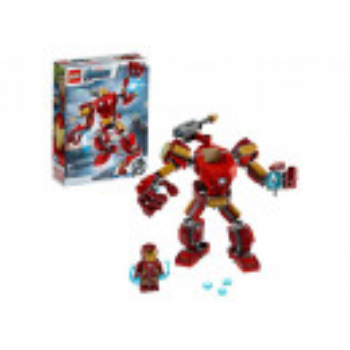 Robot Iron Man