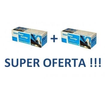 Pachet 2 cartuse laser HP Q2612A HP-12A 2612A compatibile la 34 ron /buc