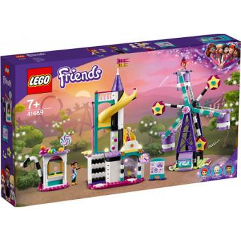 Ferris Wheel magic si tobogan