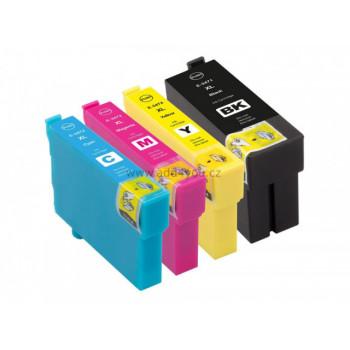 Pachet cartuse imprimanta pt EPSON 34XL multipack T3476 Epson 34 XL ( BK, C, M, Y )