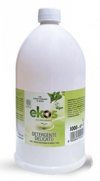 Rezerva Sapun lichid delicat ECO BIO pentru maini si fata Ekos 1000ml