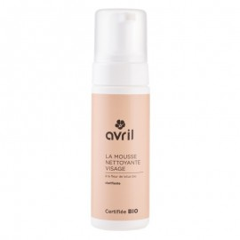 Spuma curatare ten cu lotus, 150ml - Avril