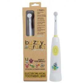 Periuta de dinti electrica muzicala pentru copii, Buzzy Brush - Jack n' Jill