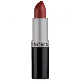 benecos Ruj NATURAL POPPY RED (Noul WOW!)