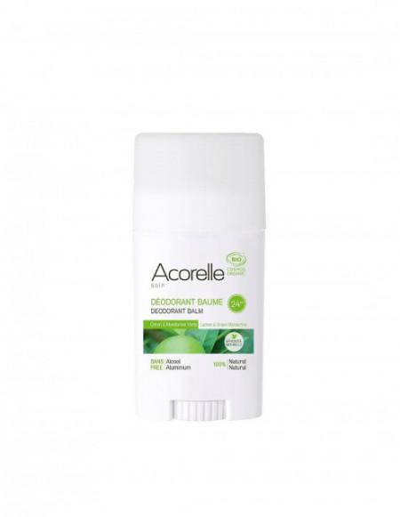 deodorant eficacitate maxima cu lamaie si mandarine verzi