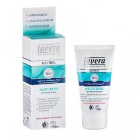 Akutcreme, tratament intensiv cu particule de argint pentru pielea iritata si eczeme,- LAVERA