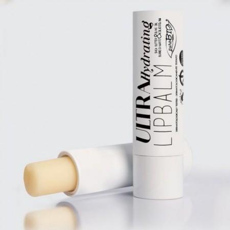 Balsam de buze Ultra Hydrating - PuroBio Cosmetics