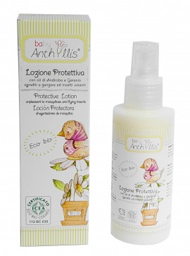 Lotiune protectoare anti-tantari si insecte Baby Anthyllis ECO BIO 100ml
