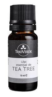 Ulei esențial de Arbore de Ceai Trio Verde