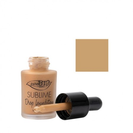 Fond de ten Sublime Drop Foundation 04 - PuroBio