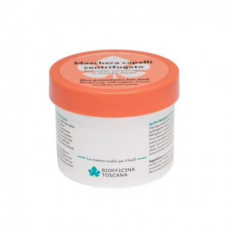 Masca par tratat, degradat, vopsit cu Liquepom®, 200ml - Biofficina