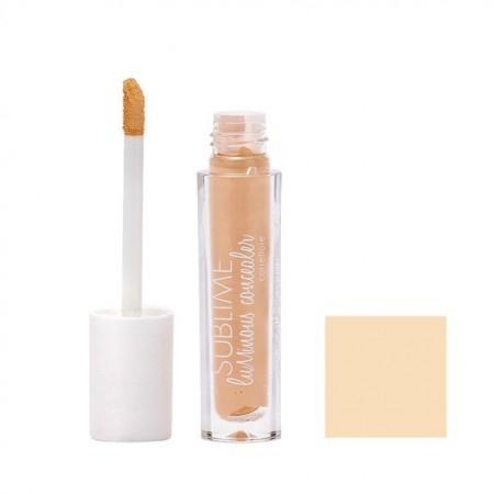 Corector lichid Luminous 01 - PuroBio Cosmetics