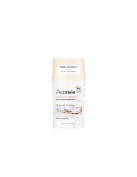 Deodorant stick-gel - flori de migdal 45g Acorelle